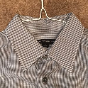 John Varvatos USA slim fit casual button down